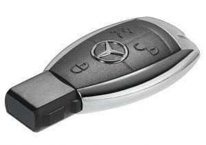 Флешка Mercedes, 4Гб