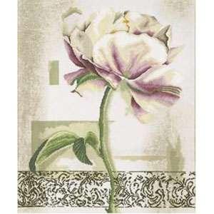 Набор для вышивания «Цветочный румянец»