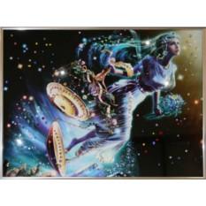 Картина Весы Кагая