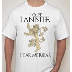 Мужская футболка House lanister