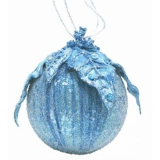 Новогоднее елочное украшение Шар