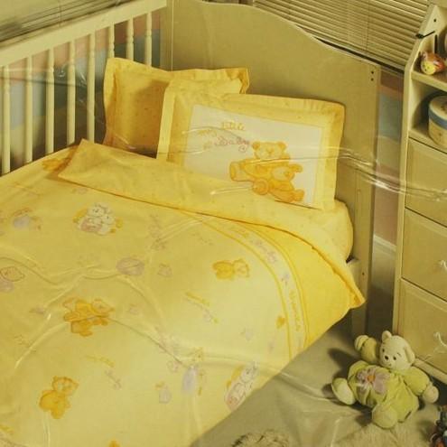Детское постельное бельё BIO MY LITTLE BABY