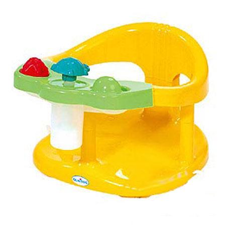Сидения в ванну с игрушками