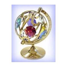 Фигурка с кристаллами Swarovski Глобус-2