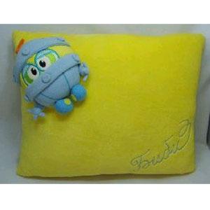 Подушка с игрушкой «Биби»