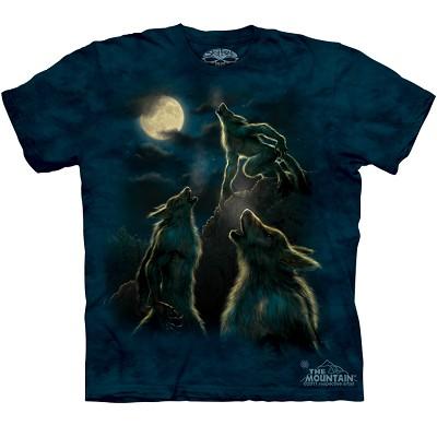 Футболка The Mountain 3D 3 Werewolf Moon