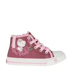 Розовые кеды Hello Kitty