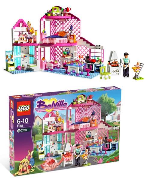 Набор Lego Belville Радостный дом