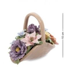 Корзина Весенние цветы (Pavone)