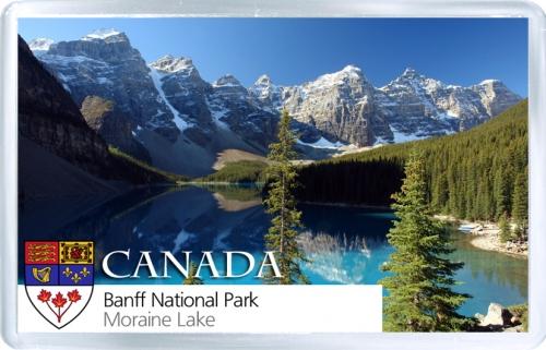 Магнит: Канада. Национальный парк Банф