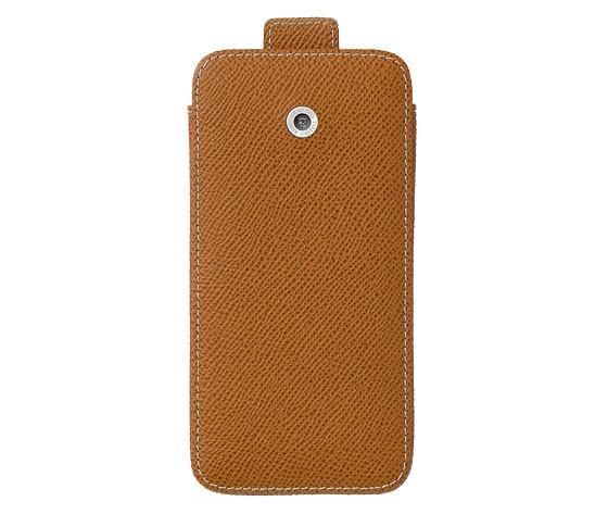 Коричневый кожаный чехол для IPhone 6 Graf von Faber-Castell