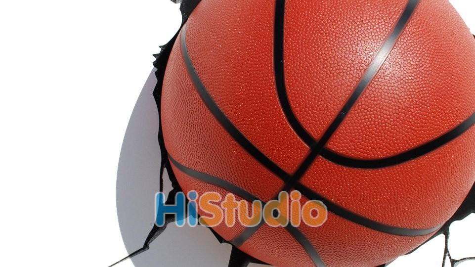 3D светильник Баскетбол