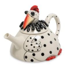 Заварочный чайник Курица Клементина