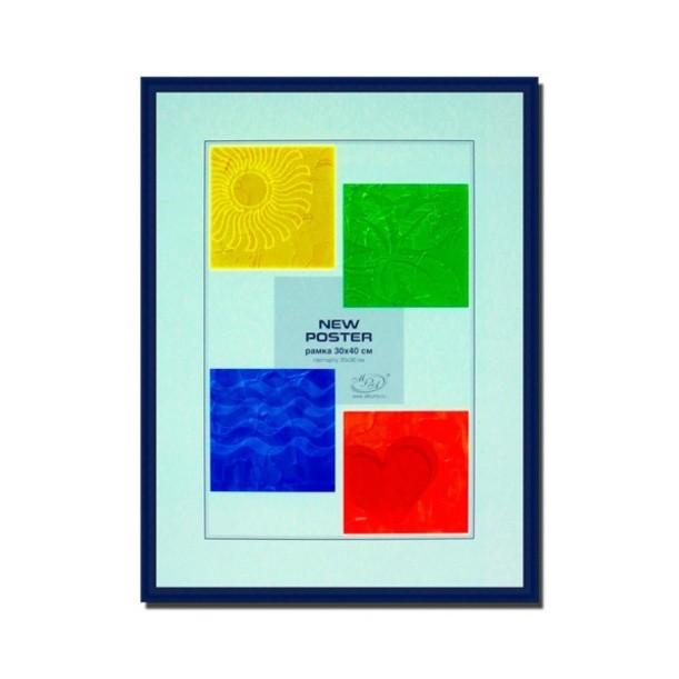 Фоторамка MPA-poster (синий цвет)
