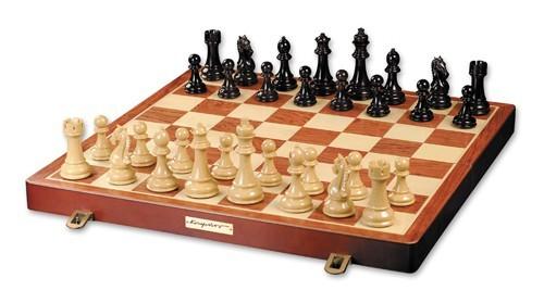 Шахматы гроссмейстера Каспаров