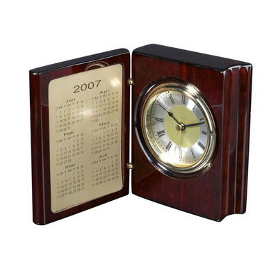 Часы настольные Книга Времени