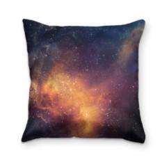 Подушка с 3D принтом Космос