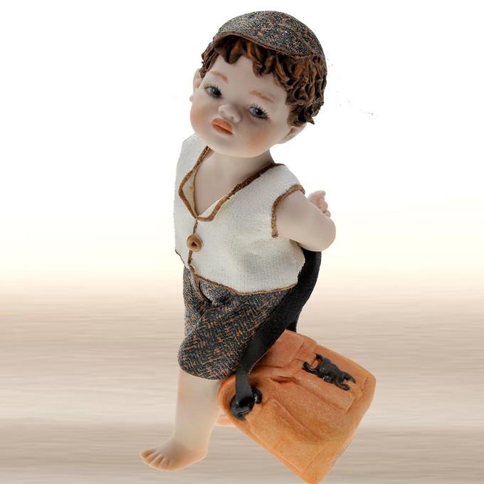Фарфоровая статуэтка Michael