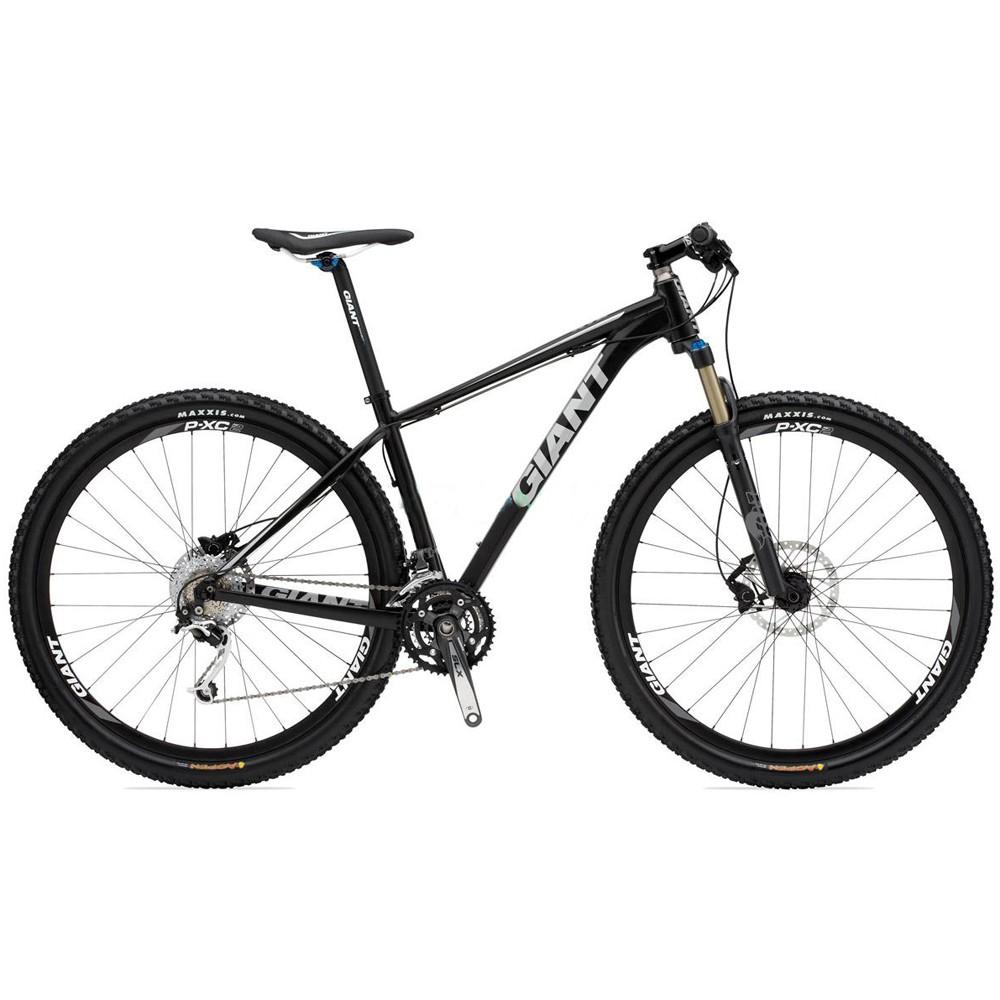 Велосипед Giant XTC 29er 1 (2011)