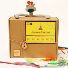 Коробочка-сюрприз PumBox Детская алхимия счастья