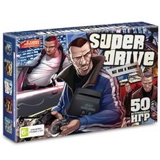 Игровая приставка Sega Super Drive GTA + 50 игр