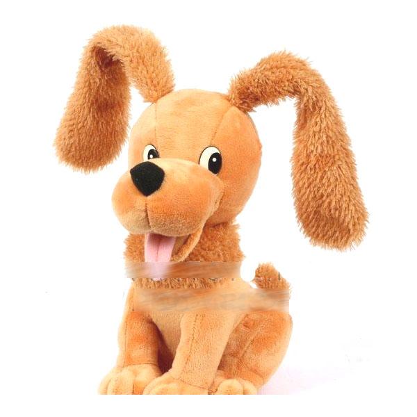 Мягкая игрушка «Булька»