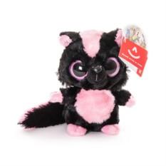 Мягкая игрушка Aurora Юху и его друзья. Полосатый скунс