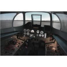 Сертификат Полет на авиатренажере боевого самолете СУ-27