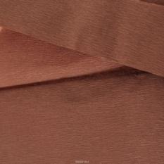 Гофрированная бумага Folia, коричневая (61) (250x50 см)