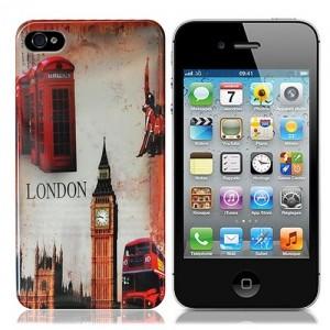 Чехол для iPhone 4/4S Британия