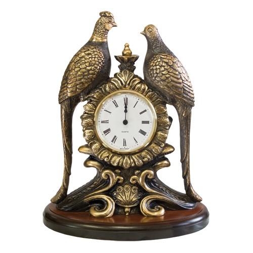 Часы Павлины