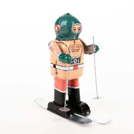 Игрушка -робот Полярникус / South pole explorer