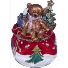 Шкатулка Мешок с подарками