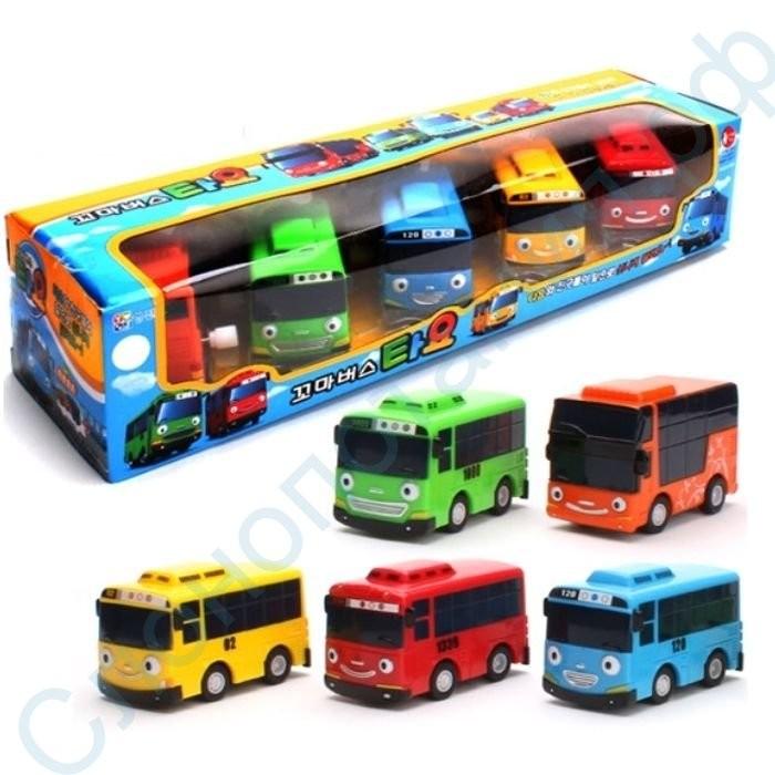 автобус тайо картинки