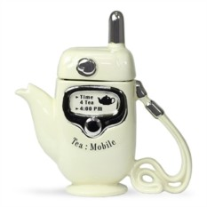 Чудо чайник «МОБИЛЬНИК» (маленький), черный