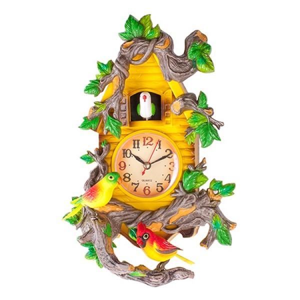 Детские часы Пёстрый мир
