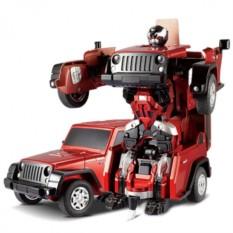 Радиоуправляемый робот-трансформер Crazy