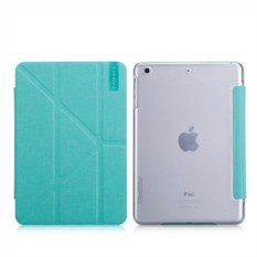 Чехол Momax Flip Cover Blue для iPad mini / iPad mini 2/3