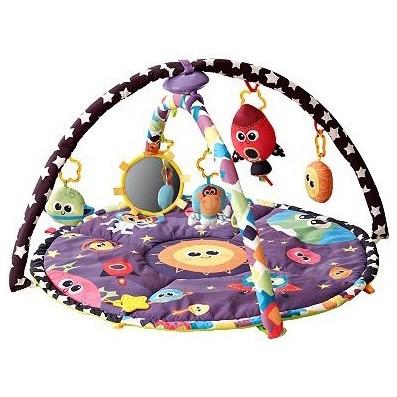 Гимнастический коврик с аксессуарами «Домик»