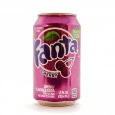 Напиток Fanta Cherry