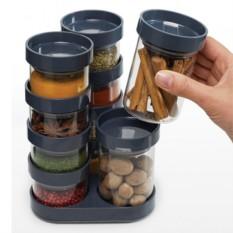 Набор емкостей для хранения специй Carousel Spice