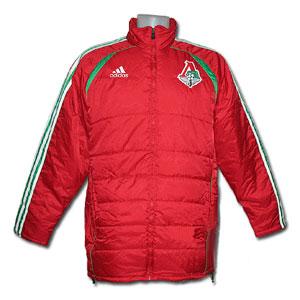 Куртка утеплённая Локомотив 2006-2007
