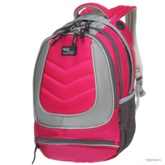 Темно-розовый рюкзак Polar School