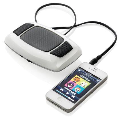 Аудио-колонка и зарядное устройство Sonus 2 в 1