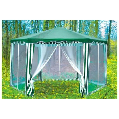 Стенка-сетка к шатру