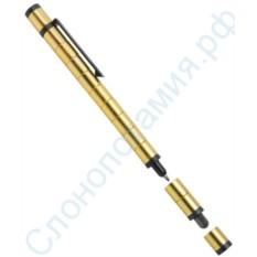 Магнитная ручка-трансформер Polar Pen, золотая