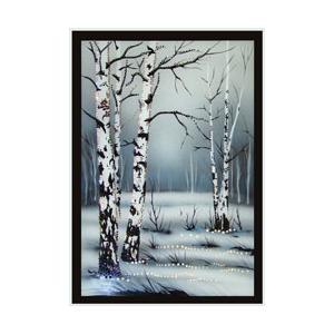Природа:Картина  «Русская зима»