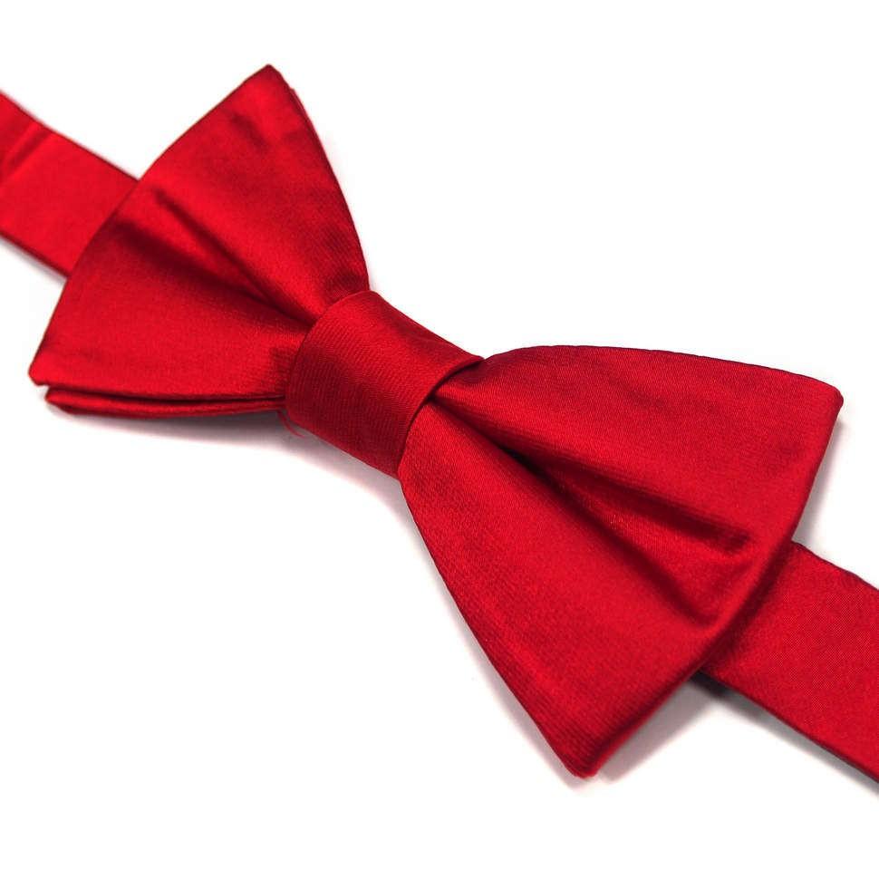 Красный галстук бабочка Laura Biagiotti