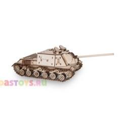 Деревянный конструктор ИСУ-152