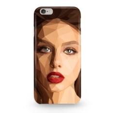 Чехол для iPhone с шаржем по вашему фото